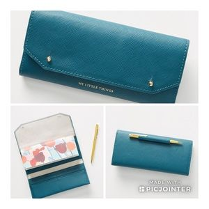 Anthropologie Elizabella Commuter Pouch